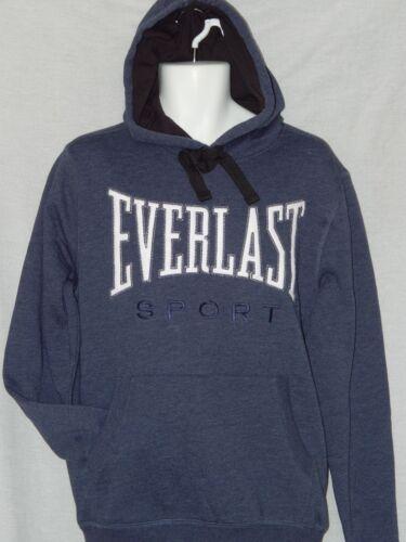 NEW Everlast Sports Boxing Hoodie Hooded Sweatshirt Jacket MMA Mens Size S M L