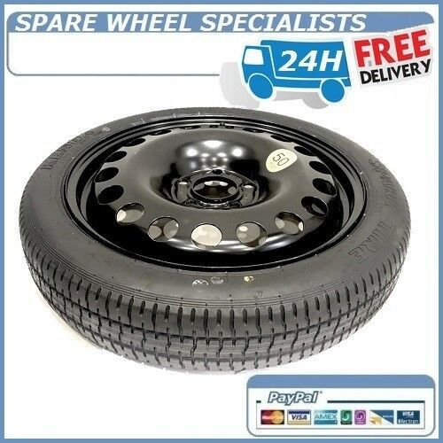 """AUDI A6 C8 2018-PRESENT DAY 20/"""" SPACE SAVER SPARE WHEEL"""