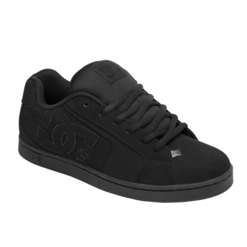 Low Schuhe Net Dc 3bk Skateschuh nero Top Sneaker XdtwdaFq