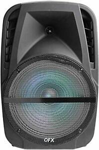 QFX-12-034-Bluetooth-Portable-Rechargeable-LED-Party-Speaker-w-AUX-Mic-Input