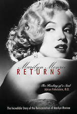 MARILYN MONROE RETURNS: The Healing of a Soul,Adrian Finklestain,Excellent Book