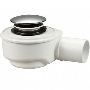 flach 50mm ablaufgarnitur 50 60 90 siphon dusche. Black Bedroom Furniture Sets. Home Design Ideas