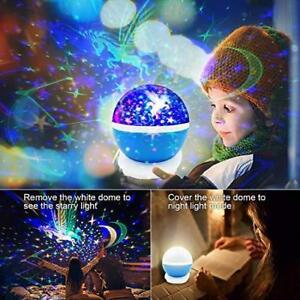 GREAT TOYS FOR BOYS 2 10 Year Old Kids LED Night Light Star