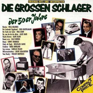 Die-grossen-Schlager-der-50er-Jahre-EMI-Conny-Froboess-Angele-Durand-CD