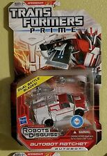 Transformers Prime Autobot Ratchet - Deluxe Class, MOSC