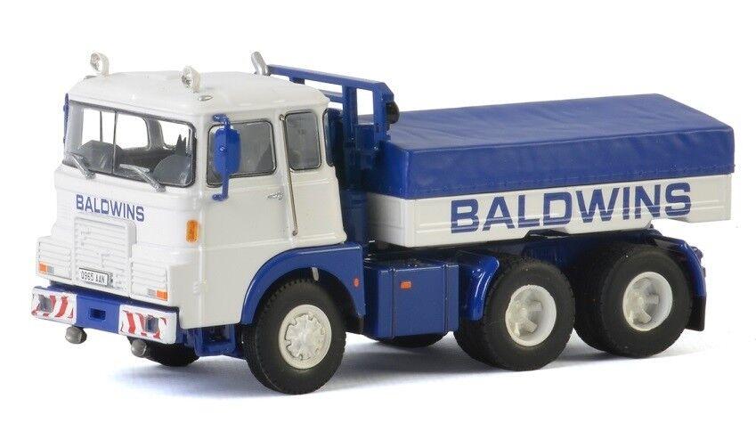 WSI01-2381 - Camion balast 6x4 FTF F SERIE aux couleurs BALDWINS - 1/50