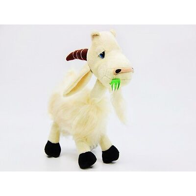 Talking soft toy Goat 30 cm from cartoon Masha and the Bear (Маша и медведь)