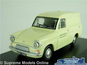FORD-ANGLIA-MODEL-VAN-LONDON-TRANSPORT-BUS-DIV-1-43-SCALE-OXFORD-ANG031-BUSES-K8