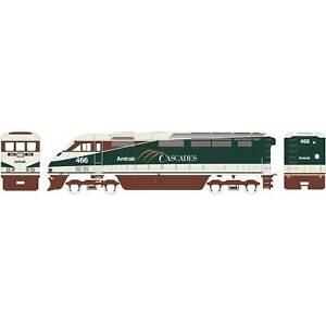 Athearn-HO-Ready-to-Run-F59PHI-Amtrak-466