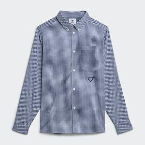 adidas AU Men Lifestyle Human Made Long Sleeve Shirt