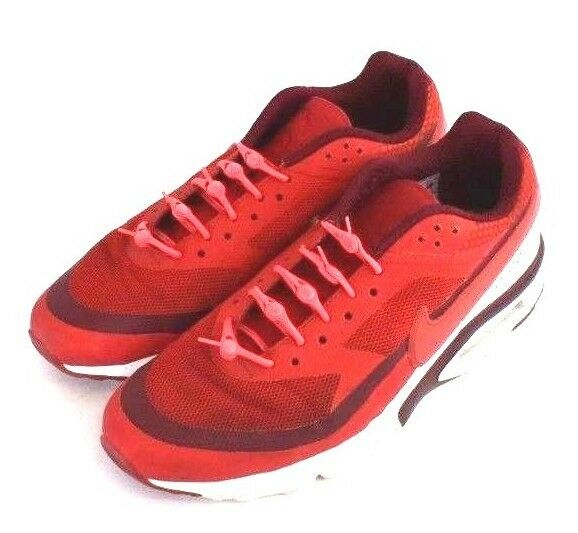 check out 56af8 51af8 Nike Air Max BW Ultra Big Window Red White Mens Running Trainers 819475-616  8.5 for sale online   eBay