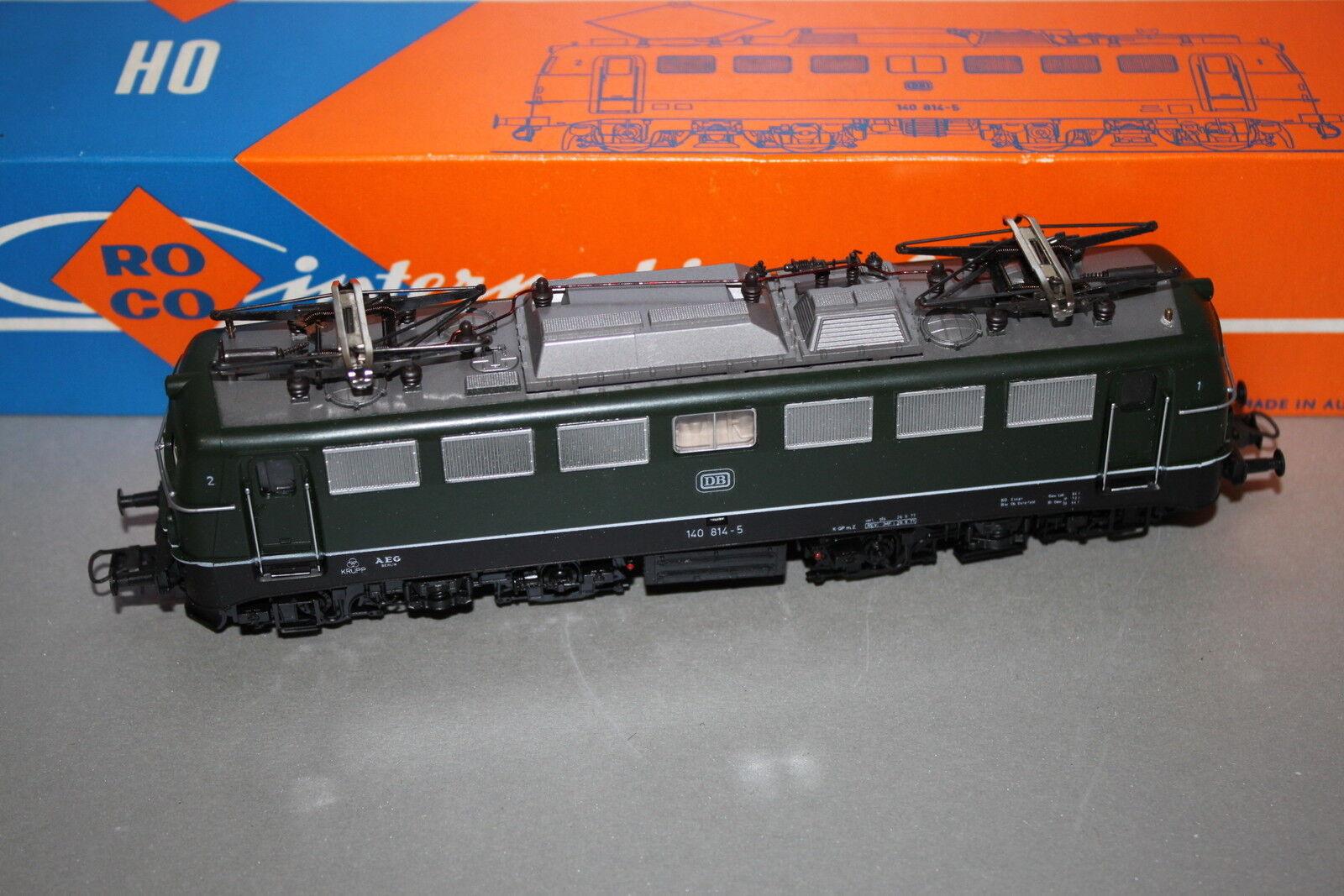 Roco 4136A Elok Baureihe 140 814-5 DB DB DB grün Spur H0 OVP  | Lassen Sie unsere Produkte in die Welt gehen  f5570c