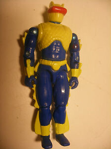 Hasbro-G-I-Joe-gijoe-GI-joe-ORIGINAL-vintage-figure-COBRA-EEL-1992-incomplet