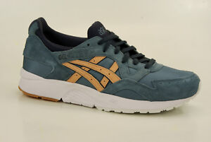 best service 77b45 2a93b Details about Asics Gel-Lyte V 5 Trainers Sneakers Trainers Men's Lace-Up  Shoes H6q3n-4605