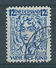 Nederland 1928 Kinderzegels NR.223 gebruikt, mooie zegel!