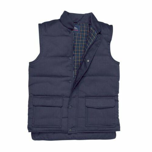 * Réduction Portwest Aran Veste sans manches froid hiver chaud veste sans manches S410