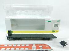 AT32-0,5# Trix H0/AC 23914 Rungenwagen 78900 K.Bay.Sts.B. NEM KK, NEUW+OVP