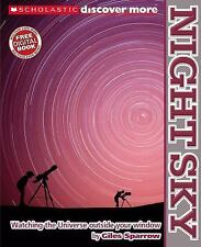 Scholastic Discover More: Night Sky by Giles Sparrow (2012, Hardcover)