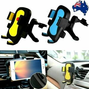 Universal Car Air Vent Mount Holder Cradle Stand Bracket For Mobile Cell Phone