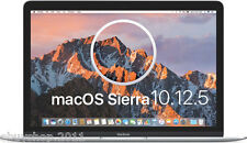 Mac OS Sierra 10.12.5 Bootable USB for Mac Notebooks & Desktops - Genuine OS