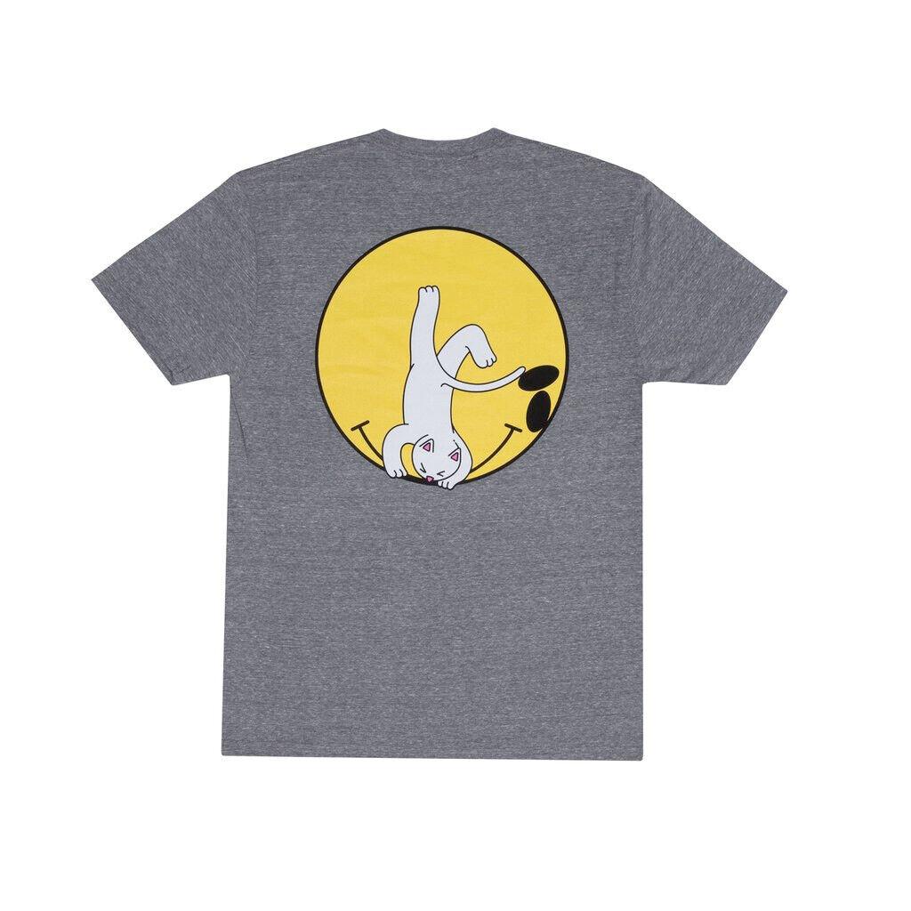 Genuine Rip N Dip It Won't Be Ok T-Shirt (Heather Grey) - Medium
