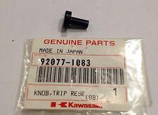 Pomello azzeratore - KNOB,TRIP RESET - Kawasaki ZX1000 NOS: 92077-1083