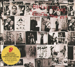 ROLLING-STONES-Exile-On-Main-Street-2010-Deluxe-Remastered-2CD-NEW-SEALED