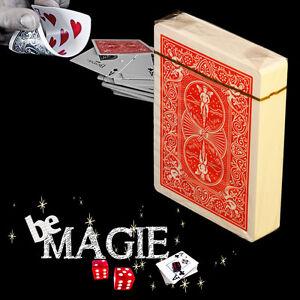 Magie cartes poker Jeu SECONDS Bicycle