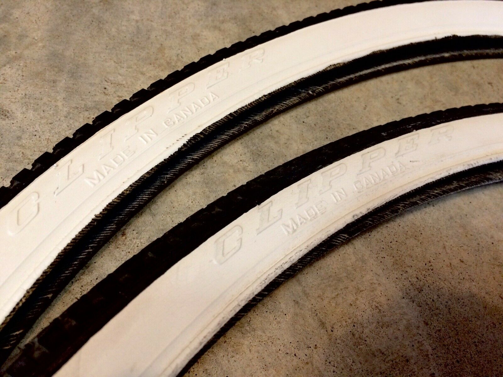 "26 X 1 1 4"" Bicycle Tires - British Club -  Schwinn- NOS - ISO 597-"