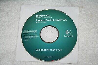 cb1dca4a03e Set Point 4.0 L2 Win XP, Vista.Logitech Control Center 2.4s Mac OS X  v.10.3.9+ | eBay