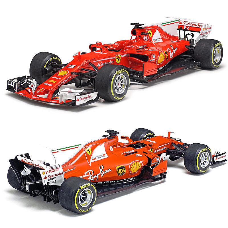 TAMIYA 20068 Ferrari SF70H F1 Vettel 1 20 Car Model Kit