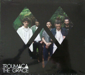 TROUMACA-The-Grace-2013-11-track-CD-album-NEW-SEALED-Brownswood