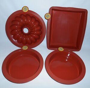 Smartware Silicone Bakeware 4 Piece | eBay