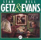 Stan Getz & Bill Evans by Stan Getz (Sax)/Bill Evans (Piano) (CD, Feb-1988, Verve)