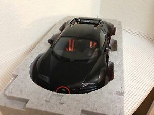 BUGATTI VEYRON SUPER SPORT WORLD RECORD CAR 1/18 LTD TO 1000PC ...