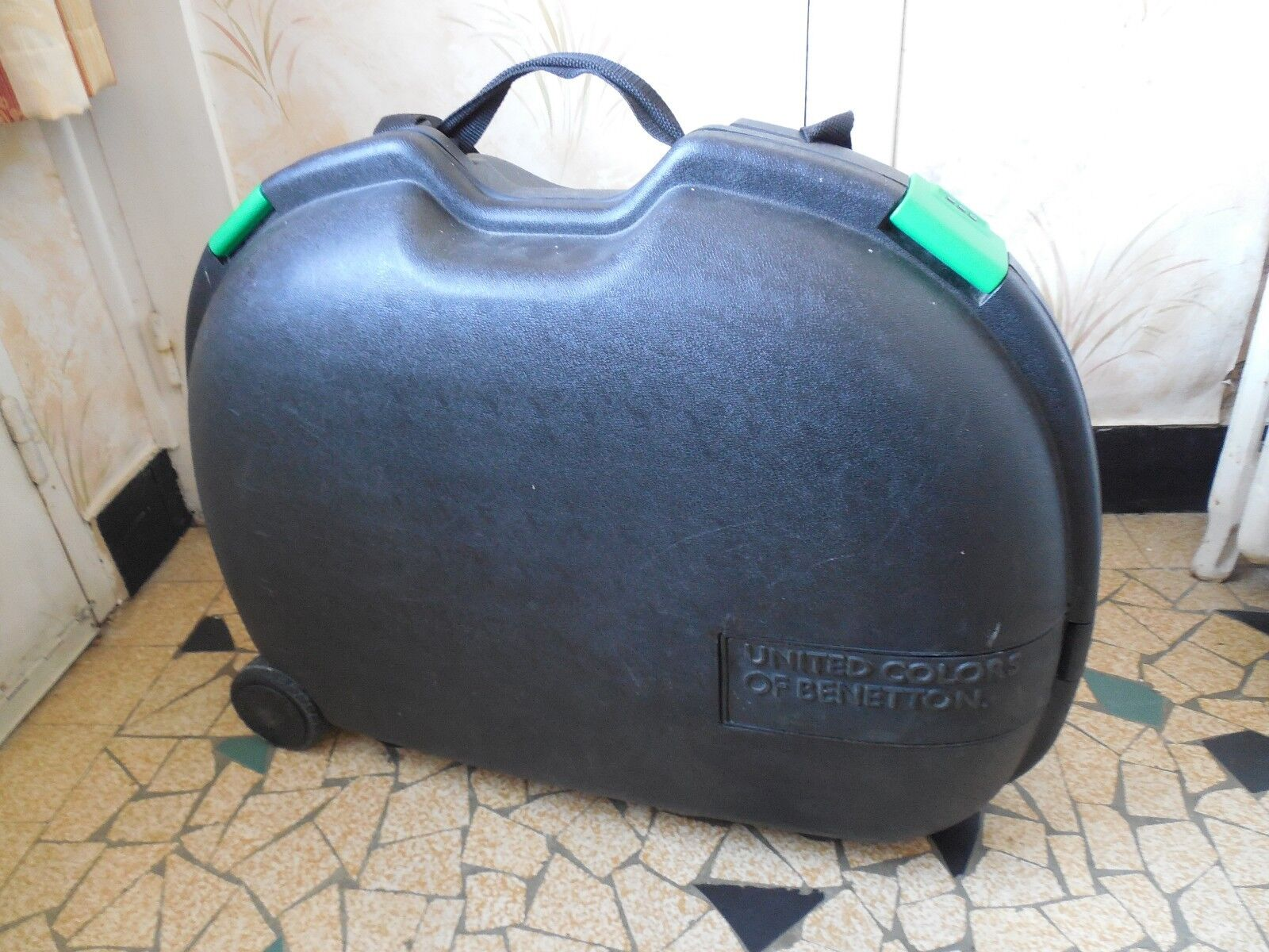 VALISE UNITED CouleurS OF BENETTON