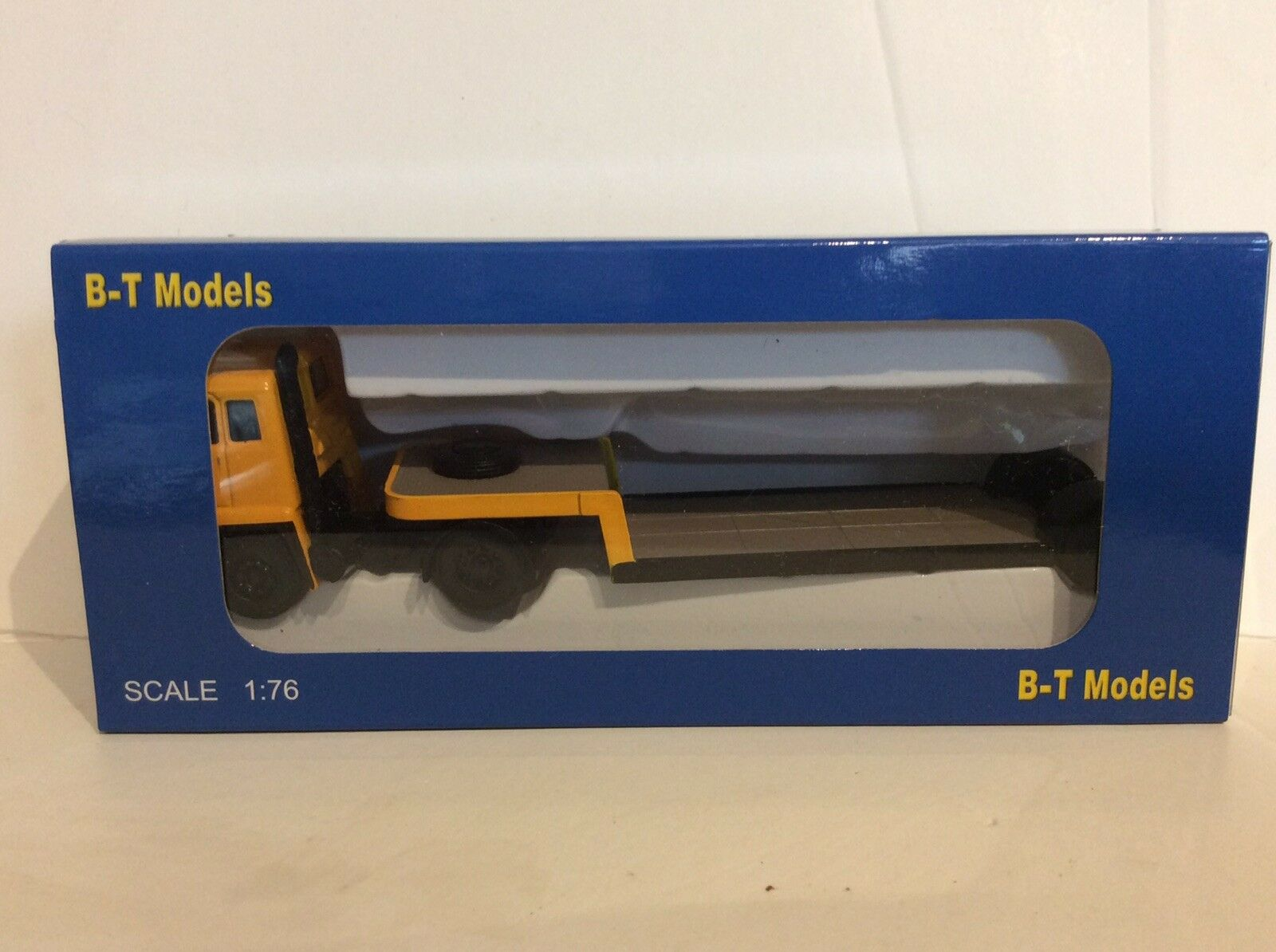B.T models (base Toys) 1 1 1 76 Escala OO Calibre Leyland ROADTRAIN & Oxford jcb 3CX 664dd1