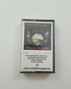 The Charlie Daniels Band Fire On the Mountain Cassette 1974 CBS
