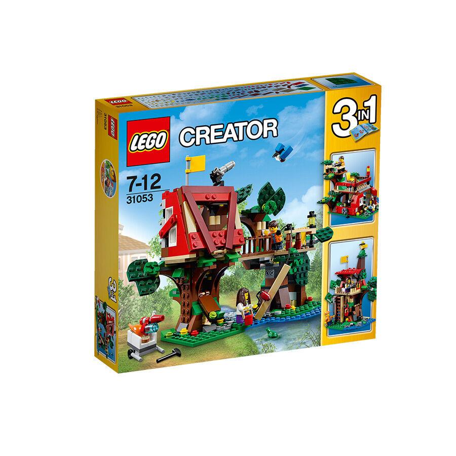 Lego Creator 31053 Treehouse Adventures Construction Set New Ovp Misb
