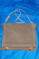 WWII Swedish Map Case Pouch Holder Canvas Truck Military Army European WW II 2