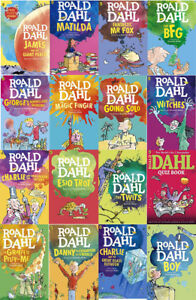 Roald-Dahl-Complete-Collection-Children-16-Books-Set
