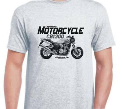 Honda VTX1300S 2003 inspired vintage motorbike art shirt tshirt