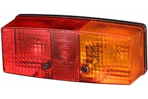 P21W 2SD 003 184-041 Heckleuchte Rückleuchte Rücklicht NEU HELLA rechts Art