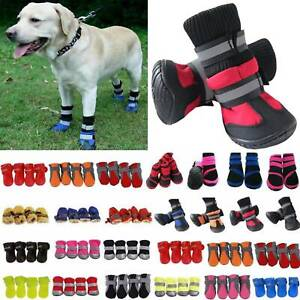 Pet Boots Anti Slip Waterproof Shoes
