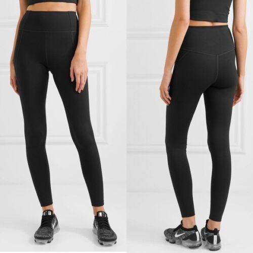 Girlfriend Collective Black High-Rise Legging (Siz