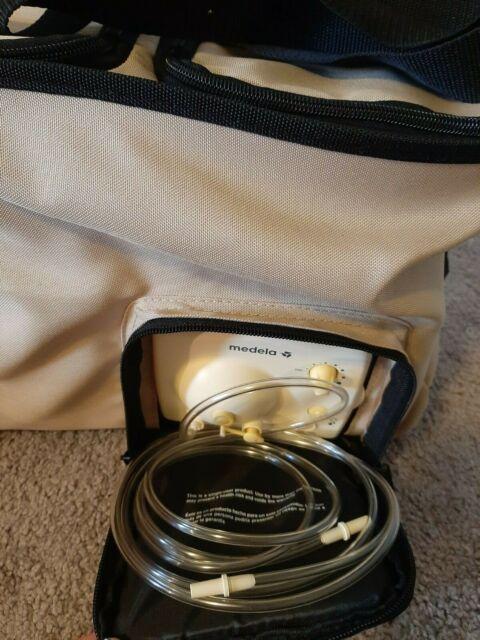 Medela Advanced Personal Double Breast Pump Shoulder Bag For Sale