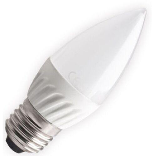 LED Kerze Lampe  Birne Glühbirne Glühlampe Sparlampe E27 warmweiß 2W wie 20W