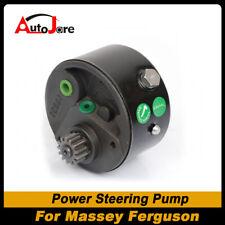 Power Steering Pump For Massey Ferguson Tractor 135 150 230 231 240 240p 245