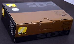 Nikon-SD-9-High-Performance-Battery-Pack-for-Nikon-Speedlight-Units-Brand-New