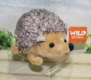 a147640fb399 Image is loading Wild-Republic-HEDGEHOG-8-034-Plush-Cuddlekins-Stuffed-